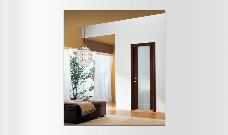 дверь практика в доме