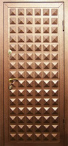 Надежная стальная дверь