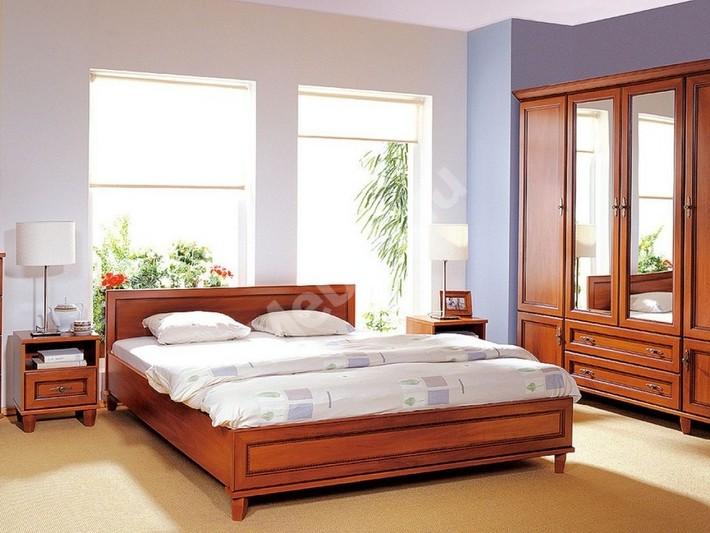 Спальный гарнитур «Нью-Йорк» (New-York) вариант 2 продавец Mebell.ru