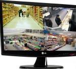 Система видеонаблюдения в магазине