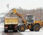 Уборка снега в Тюмени