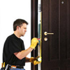 Замена двери или замка
