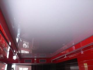 Натяжные потолки ПВХ