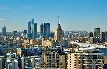 недвижимость в Москва Сити