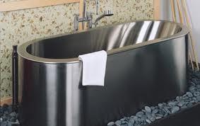 ванная из стали