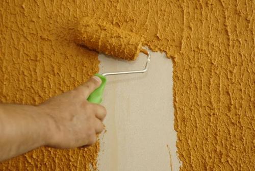 краска для фасадных работ