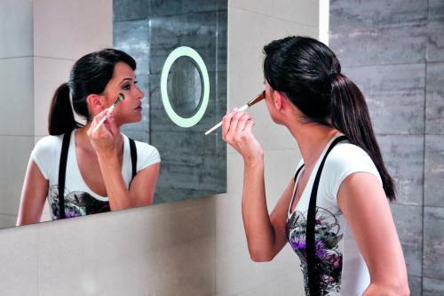 выбрать зеркало