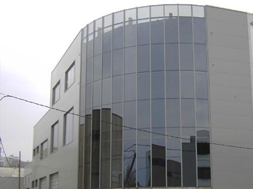 стеклопрозрачные конструкции