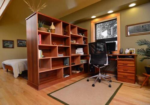 Модульная мебель и рабочая зона