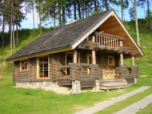 дом из дерева: мифы